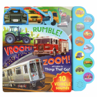 Rumble! Vroom! Zoom!: Let's Listen to Things That Go! Cover Image