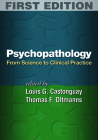 Psychopathology: From Science to Clinical Practice Cover Image