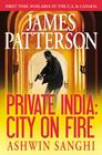 Private India: City on Fire (Library Edition) Cover Image
