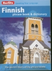 Finnish Phrase Book & Dictionary Cover Image