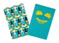 Hey Arnold! Notebook Collection (Set of 2) (90's Classics) Cover Image