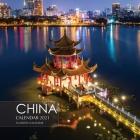 China Calendar 2021: 16 Month Calendar Cover Image