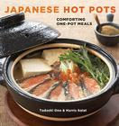Japanese Hot Pots: Comforting One-Pot Meals [A Cookbook] Cover Image