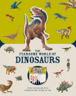 Paperscapes: The Fearsome World of Dinosaurs: Turn This Book Into a Prehistoric Work of Art Cover Image