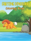 Farting Dinosaur Coloring Book: A Funny Farting Coloring Book with 50 completely unique dinosaur coloring pages for kids - Great Gift for Boys & Girls Cover Image