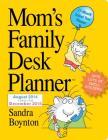 Mom's Family 2015 Desk Planner Cover Image