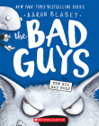 The Bad Guys in The Big Bad Wolf (The Bad Guys #9) Cover Image
