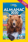 National Geographic Kids Almanac 2020 (National Geographic Almanacs) Cover Image