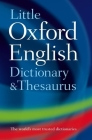 Little Oxford Dictionary and Thesaurus Cover Image