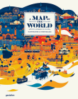 A Map of the World (Updated & Extended Version): The World According to Illustrators and Storytellers Cover Image