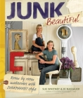 Junk Beautiful: Room by Room Makeovers with Junkmarket Style Cover Image