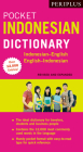 Periplus Pocket Indonesian Dictionary: Indonesian-English English-Indonesian Cover Image