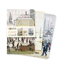 L.S. Lowry Mini Notebook Collection (Mini Notebook Collections) Cover Image