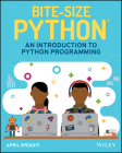 Bite-Size Python: An Introduction to Python Programming Cover Image
