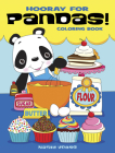 Hooray for Pandas! Coloring Book Cover Image