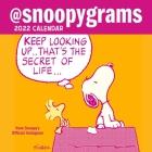 Peanuts 2022 Mini Wall Calendar: @Snoopygrams Cover Image