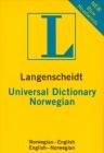 Langenscheidt Universal Norwegian Dictionary Cover Image