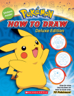 How to Draw Deluxe Edition (Pokémon) Cover Image