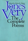 Jones Very: The Complete Poems (World Peace Foundation Study) Cover Image