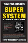 Doyle Brunson's Super System Cover Image