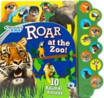 Discovery Kids Roar at the Zoo!: 10 Animal Sounds (Discovery 10 Button) Cover Image