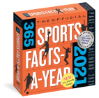 Official 365 Sports Facts-A-Year Page-A-Day Calendar 2021 Cover Image