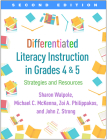Differentiated Literacy Instruction in Grades 4 and 5, Second Edition: Strategies and Resources Cover Image
