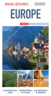 Insight Guides Travel Map Europe (Insight Travel Maps) Cover Image