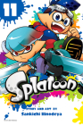 Splatoon, Vol. 11 Cover Image
