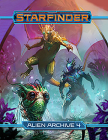 Starfinder Rpg: Alien Archive 4 Cover Image