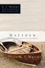 Matthew: 25 Studies for Individuals and Groups Cover Image