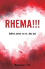 Rhema!!!: God has a word for you... Yes, you! Cover Image