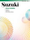 Suzuki Cello School, Vol 2: Cello Part Cover Image