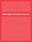Higher Education Directory 2020 Cover Image