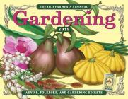 The Old Farmer's Almanac 2019 Gardening Calendar Cover Image