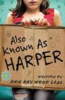 Also Known as Harper Cover Image