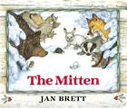 The Mitten: Oversized Board Book Cover Image