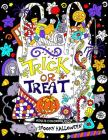 Adults Coloring Book: Spooky Halloween Fun and Relaxing Designs Cover Image