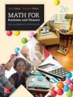 Loose Leaf for Math for Business and Finance Cover Image