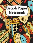 Graph Paper Notebook: Large Simple Graph Paper Notebook, 100 Quad ruled 4x4 pages 8.5 x 11 / Grid Paper Notebook for Math and Science Studen Cover Image