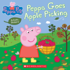 Peppa Goes Apple Picking (Peppa Pig) Cover Image