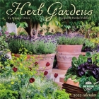 Herb Gardens 2022 Wall Calendar: Recipes & Herbal Folklore Cover Image