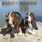 Basset Hounds 2021 Square Foil Cover Image