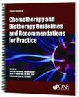 Chemotherapy and Biotherapy Guidelines and Recommendations for Practice Cover Image