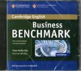 Business Benchmark Pre-Intermediate to Intermediate Bulats Class Audio CDs (2) Cover Image