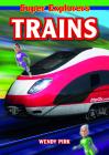 Trains (Mega Machines) Cover Image