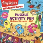 Hidden Pictures® ABC Puzzles (Highlights Puzzle Activity Fun) Cover Image