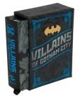 DC Comics: Villains of Gotham City (Tiny Book): Batman's Rogues Gallery Cover Image