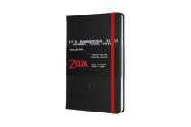 Moleskine Limited Edition Notebook Zelda, Large, Ruled, Sword (5 X 8.25) Cover Image
