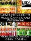 Complete Guide to Home Canning and Preserving (2009 Revision) Cover Image